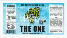 Pivovar Hop Grup - The One 12°