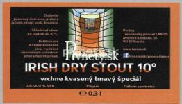 Lanius - Irish Dry Stout 10°