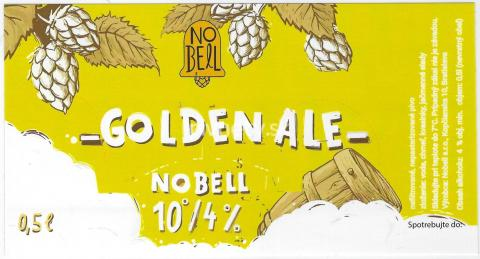 Nobell - Golden ALE 10°